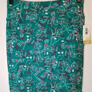 Disney Toy Story Cassie Pencil Skirt XL